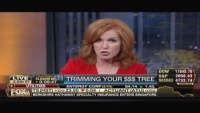 Liz Claman Hot Legs (MQ)