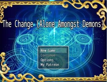 Alone Amongst Demons The Change Version 4.0.0