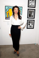 Kelly Hu - Best Buddies 'The Art of Friendship' Benefit Photo Auction in West Hollywood (3/3/16)
