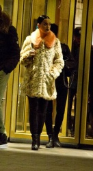 Katy Perry - Leaving Her Hotel - Oslo, Norway - March 20 2015
