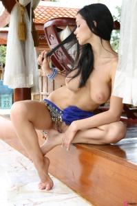 Katie Fey - Blue Belt - [18magazine] Z5h5csGU