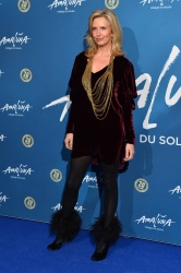 Penny Lancaster - Cirque Du Soleil Amaluna @ Royal Albert Hall in London - 01/19/16