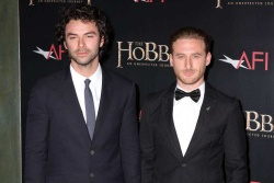 Aidan Turner - 'The Hobbit An Unexpected Journey' New York Premiere, December 6, 2012 - 50xHQ PvTaok75