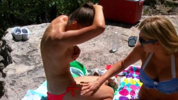 Megan Drust  nackt
