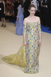 Claire Foy - Met Gala 2017 NYC May 1, 2017