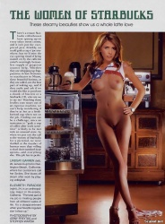 starbucks nude Women