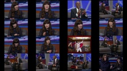 Zooey Deschanel - Arsenio Hall - 11-18-13