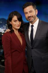 Jenny Slate - Jimmy Kimmel Live: August 8th 2017