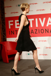 Jennifer Lawrence - 'The Hunger Games: Catching Fire' photocall in Rome 11/14/13