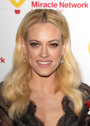 Peta Murgatroyd - Children's Miracle Network Hospitals' Winter Wonderland Ball @ Avalon in Hollywood - 12/12/15