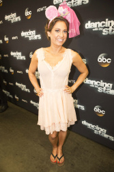 Ginger Zee - Dancing with the Stars Week Three