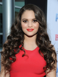 """Madison Pettis - """"Do You Believe?"""" premiere in Hollywood 3/16/15"""