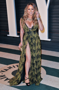 Mariah Carey - 2017 Vanity Fair Oscar Party Hosted By Graydon Carter - February 26th 2017
