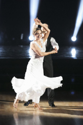 Ginger Zee - Dancing with the Stars Week Seven