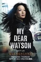 Lucy Liu - Elementary Promo (1xHQ)
