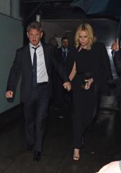 Sean Penn - Charlize Theron and Sean Penn - seen leaving Royal Festival Hall. London - February 16, 2015 (153xHQ) Hx3wyLCB