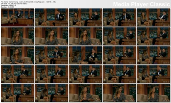 Jamie Chung - Late Late Show With Craig Ferguson - 7-29-14