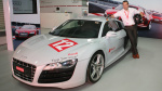 Audi Sportscar Experience with Audi R8, at Buddh International Circuit