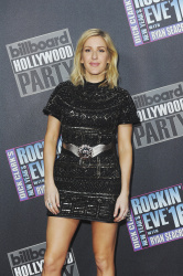 Ellie Goulding - Dick Clark's New Year's Rockin' Eve 2016 in Los Angeles - 12/31/15