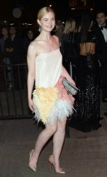 Elle Fanning - Met Gala 2017 NYC May 1, 2017 AFTER PARTY