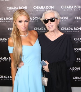 Paris Hilton - Chiara Boni La Petite Robe Show, Arrivals, Fall Winter 2017, New York Fashion Week - February 14th 2017