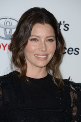 Jessica Biel - 25th Annual EMA Awards @ Warner Bros. Studios in Burbank - 10/24/15