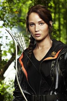 Los Juegos Del Hambre Jennifer Lawrence En Los Juegos Del Hambre