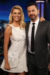 Kelly Rohrbach - Jimmy Kimmel Live: May 17th 2017