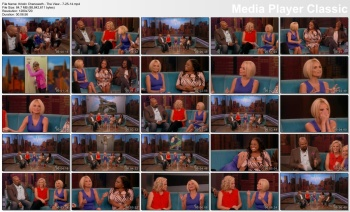 Kristin Chenoweth - The View - 7-25-14