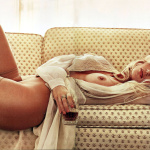 Gatas QB - Rachel Mortenson Playboy Polónia Março 2015