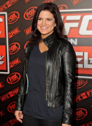 Джина Карано, фото 215. Gina Carano UFC On FOX: Live Heavyweight Championship - November 12, 2011, foto 215