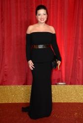 Sophie Austin - British Soap Awards 2016 @ Hackney Empire in London - 05/28/16