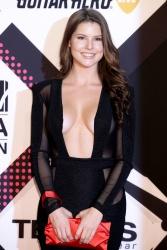 Amanda Cerny - 2015 MTV Europe Music Awards @ the Mediolanum Forum in Milan - 10/25/15