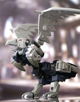 [FansProject] Produit Tiers - Jouet Saurus Ryu-oh aka Dinoking (Victory) | Monstructor (USA) TErTu91e