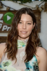 Jessica Biel - Amazon Video's Tumble Leaf Family Fun Day hosted by Au Fudge in Los Angeles - 09/13/15