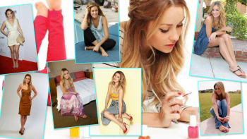 Lauren Conrad - Collage - Wallpaper - Wide - x 1