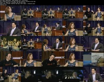 Erika Christensen - Jimmy Kimmel Live - 9-23-05