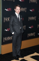 Elijah Wood - 'The Hobbit An Unexpected Journey' New York Premiere benefiting AFI at Ziegfeld Theater in New York - December 6, 2012 - 18xHQ Ll4nNZ9F