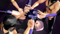 [FLASH] Destroyed Wall of Snowflakes - The Beautiful Shielder