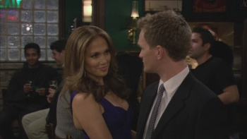 "Jennifer Lopez - How I Met Your Mother (2010) S05 E17 ""Cleavage"" 