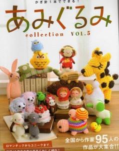 image hostВязаные игрушки,много,журнал,Япония