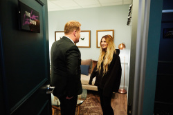 Julia Michaels - The Late Late Show with James Corden: July 27th 2017