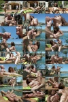 Eva Notty - Poolside Pounding (2012/HD/720p)