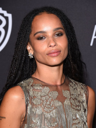 Zoe Kravitz - 2016 InStyle & Warner Bros. 73rd Annual Golden Globe Awards Post-Party @ the Beverly Hilton Hotel in Beverly Hills - 01/10/16