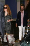 Jessica Chastain - arriving at LAX 7/19/17