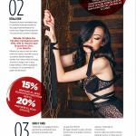 the4um.com.mx | Ana Bekoa Revista H Octubre 2016