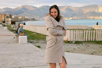 Alina S - 03 - On A Promenade