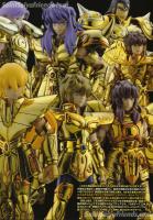 Leo Aiolia Gold Cloth AbxOGCCw