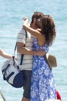 Nina Dobrev with her boyfriend Austin Stowell in Saint-Tropez (July 24) YqmtOUBe
