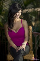 ����� ������, ���� 4284. A Day With Denise Milani :, foto 4284